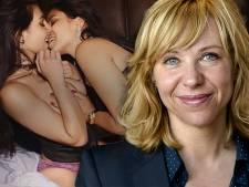 Claudia de Breij: 'Lesbische' shoot Anna en Monica ontstond niet gewoon