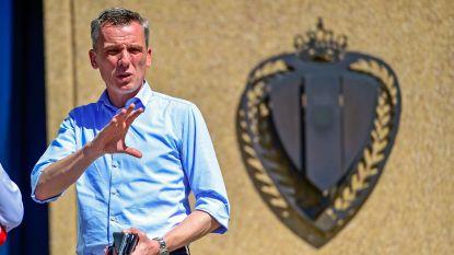 Voetbalbond zet scheidsrechtersbaas Johan Verbist aan de deur