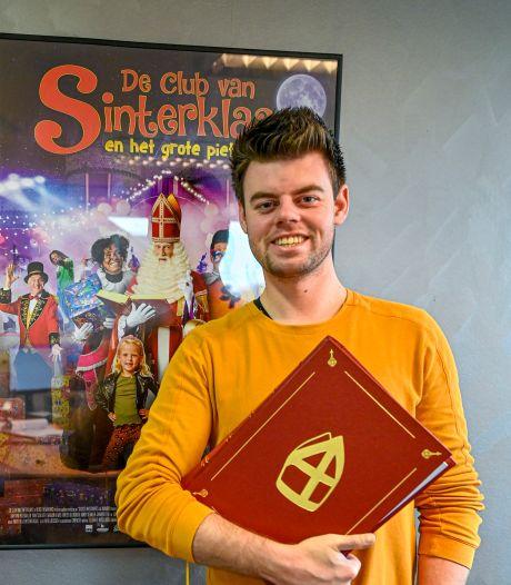 Deze Hoevenaar (25) regisseerde de landelijke sinterklaasfilm: 'Hoe bizar is dat?'