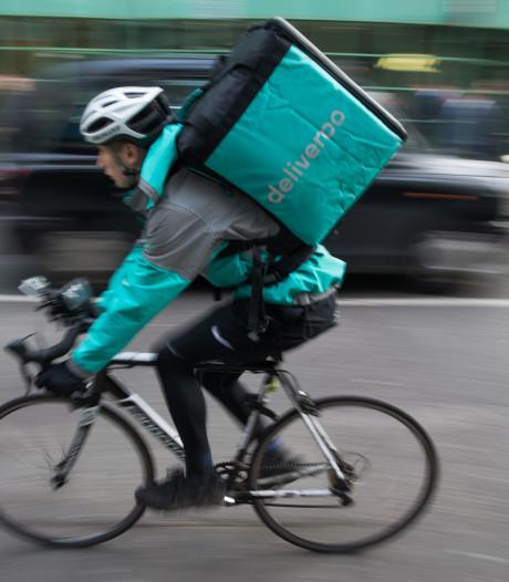 'Uber overweegt overname maaltijdbezorger Deliveroo'