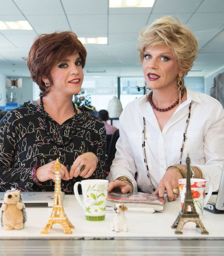 Catherine et Liliane quittent la télé