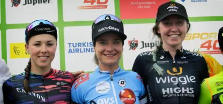 Vos eindwinnares BeNe Ladies Tour