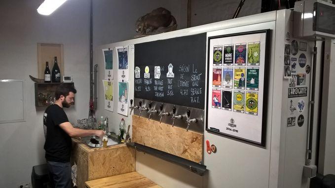 Brussel heeft er een nieuwe brouwerij bij