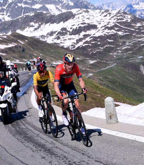 Bernal wint Ronde van Zwitserland, Carthy soleert naar etappezege
