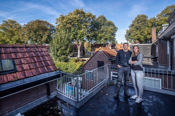 Wim en Kirsten Beudeker.