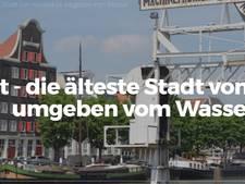 Duitse reisblog enthousiast over 'charmant Dordrecht'