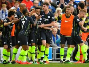 Manchester City est sacré champion d'Angleterre