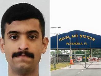 Hij toonde video's van massaschietpartijen tijdens diner, daarna opende hij het vuur op Amerikaanse marinebasis