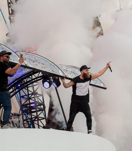 Dj-duo Showtek uit Eindhoven beschuldigt Michael van der Plas van plagiaat