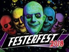 Stevige muziek tijdens Festerfest aan Brabantse Turfmarkt