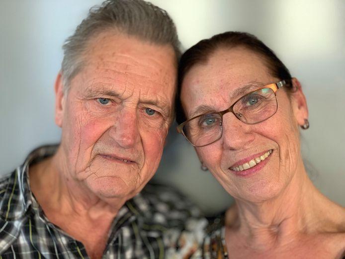 Jan (76) en Petra (72) Voermans