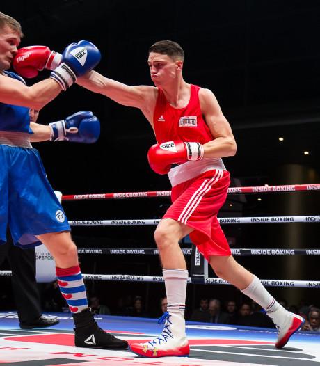 Domper voor bokser Wagensveld uit Boskoop, nog geen Olympische Spelen