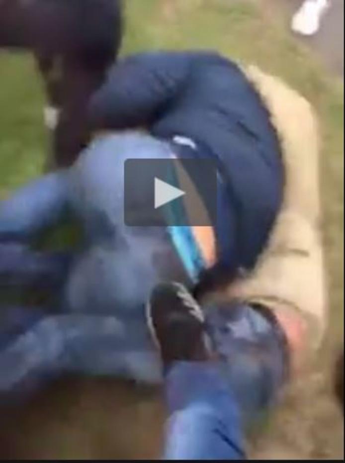 Jongen mishandeld door groep jongeren in Breda.