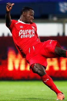 Yeboah keert niet terug bij FC Twente