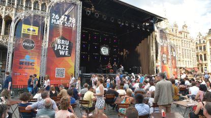 Brussels Jazz Weekend palmt hoofdstad in met 100 gratis concerten