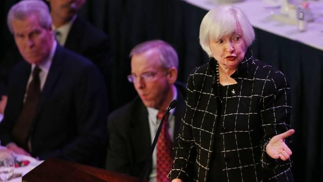Dow Jones eindigt op hoogste punt dit jaar door uitspraken Fed-voorzitter