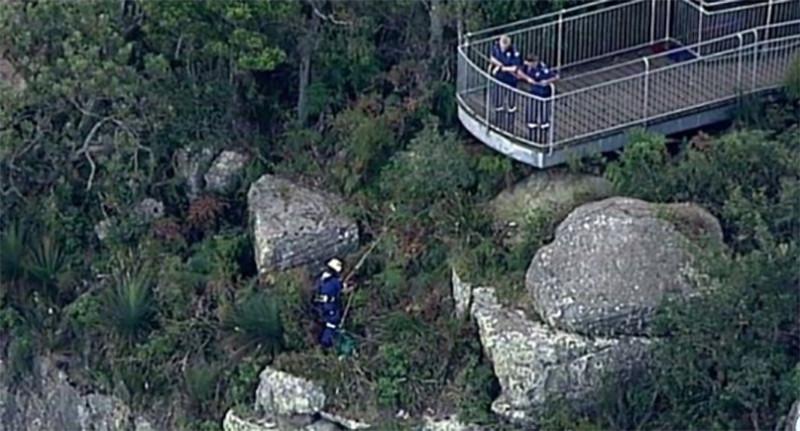 Les corps de la mère et de sa fille ont été retrouvés après cinq heures de recherches.