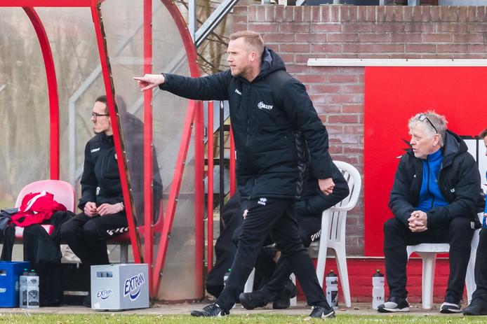 AZSV-trainer Dave de Jong krijgt komend seizoen de beschikking over Jardell Kruidbos van Jong De Graafschap.