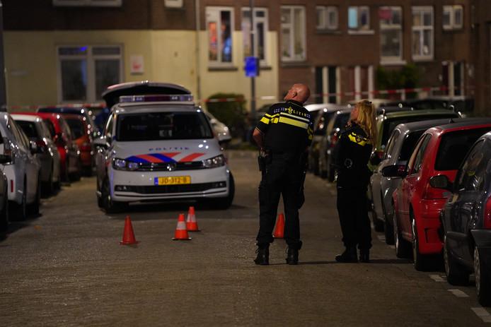 Niemand raakte gewond bij de beschieting aan de Transvaalstraat.
