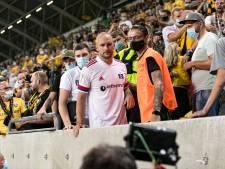 Ruzie met fan kost HSV-verdediger Leistner drie duels schorsing