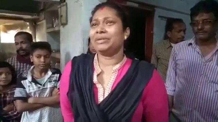 Rita Sarkar werd bestolen van een nier door haar echtgenoot.