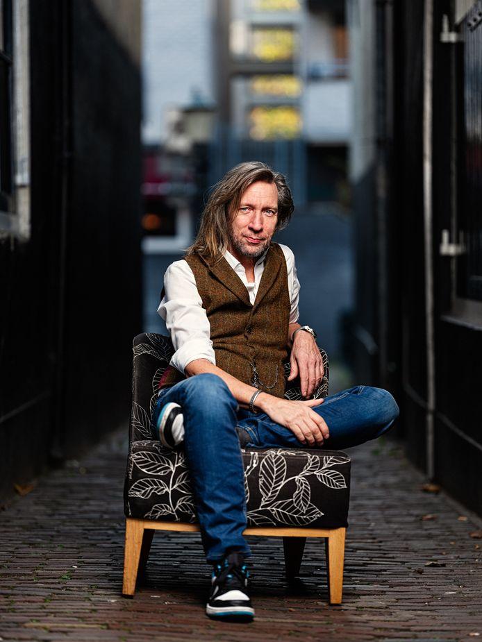 Dirk Jan Stip, eigenaar van Coffee Corazon en Corazon Bakery in Amersfoort.
