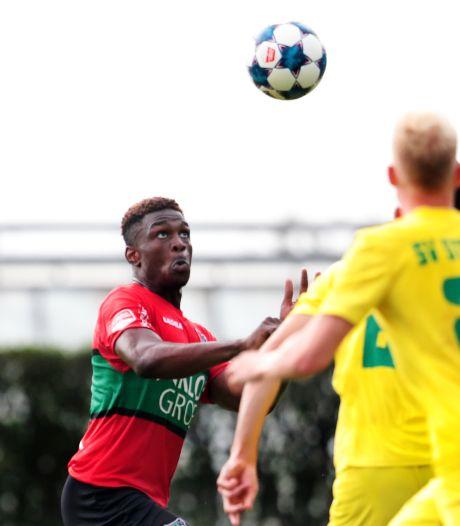 NEC met Bukusu maar zonder Okita tegen Jong Ajax