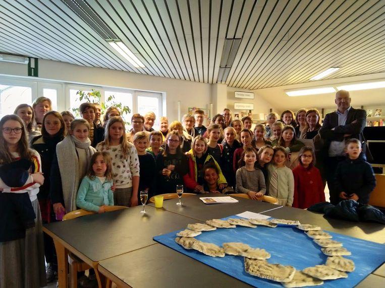 GBS De Lijsterboom uitgeroepen tot creatiefste school