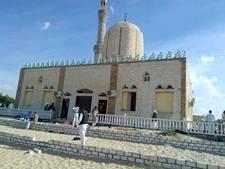 Tientallen doden door aanslag moskee Egypte