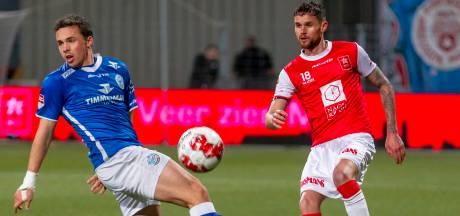 Marques bezorgt FC Den Bosch de winst in blessuretijd