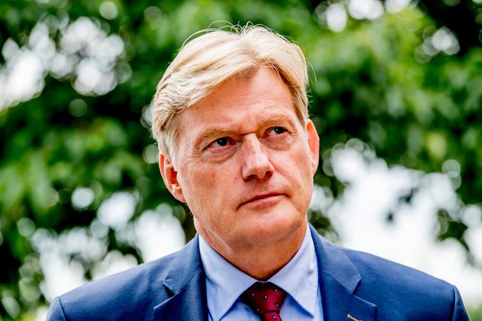 Staatssecretaris Martin van Rijn (Volksgezondheid) is politiek verantwoordelijk voor de persoonsgebonden budgetten.