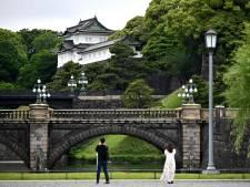 Un Japonais interpellé après être entré dans le palais impérial par les douves