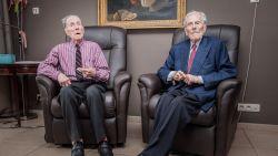 Helft oudste tweeling overleden op 104 jaar
