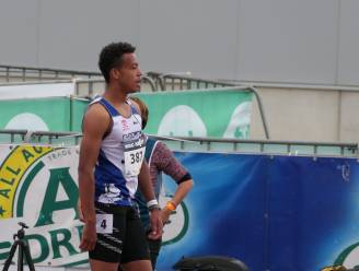 Lamine Guisse sluit seizoen af met winst op 300m Heusden