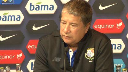 """Panamezen niet blij na nederlaag in laatste oefenmatch: """"We maakten grote fouten"""""""