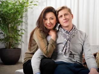 Stijn en Nuria uit 'Blind Getrouwd' blazen hun tweede huwelijksfeest af