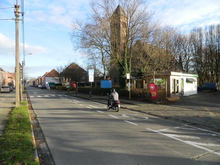 De dorpskern van Rieme wordt vanaf 29 april vernieuwd.