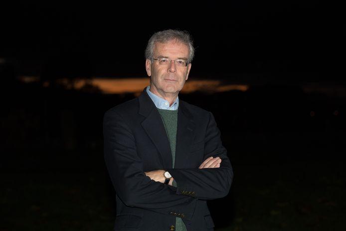 Luchtvaartexpert Alexander ter Kuile uit Haarle is voorzitter van de bewonersdelegatie.