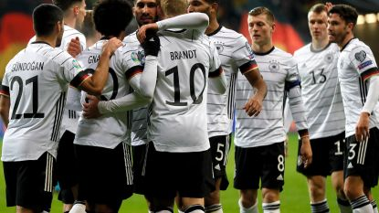 In Duitsland willen ze wel sparren met topland: 'Mannschaft' mikt op Rode Duivels of Portugal