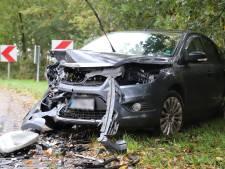 Bestuurder gewond door ongeluk in Schijndel, andere automobilist had teveel gedronken