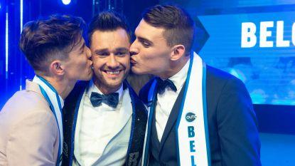 Eeklonaar Nick Van Vooren (22) vertrekt halsoverkop naar Mister Gay World in Kaapstad