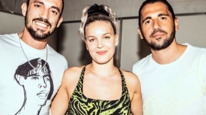 Dimitri Vegas en Like Mike hinten op samenwerking met zangeres Anne-Marie
