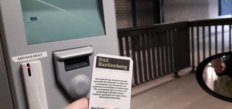 Hardenberg kiest voor eerste drie uur gratis parkeren in twee kelders