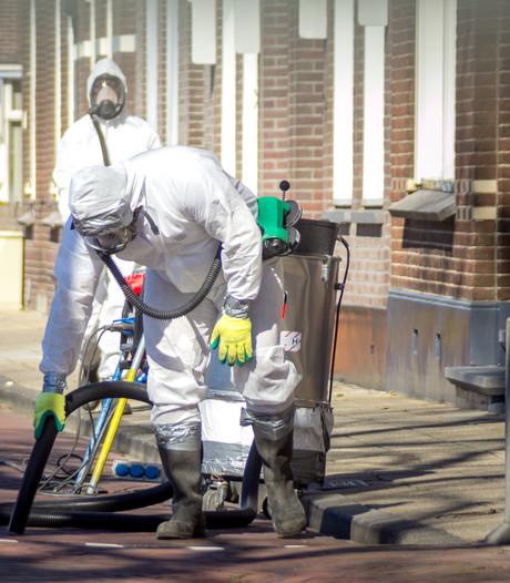Asbest na brand Genemuiden: Bewoners nog niet naar huis