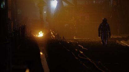 Gaslek vat vuur: 60 gezinnen geëvacueerd