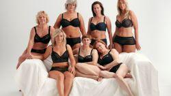 """Prima Donna laat personeel poseren in hun ondergoed: """"Jammer dat lingerie altijd geshowd wordt door jonge en dunne modellen, alsof het alleen maar bedoeld is om sexy te zijn"""""""