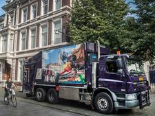 'Onverantwoord': minder afval opgehaald in Breda door de storm