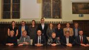 Zeven nieuwe gezichten in de gemeenteraad