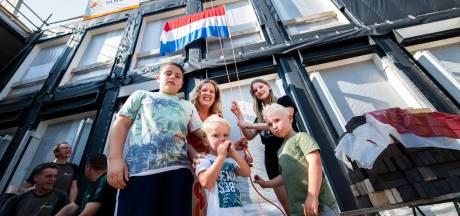 In de nieuwe school in Ugchelen is straks frisse lucht in elk lokaal