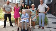 Maria De Vuyst viert 103de verjaardag in WZC Markizaat